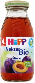 Nektar ovocný Bio HiPP