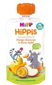Kapsička do ručičky Ovocný příkrm Hippis Bio HiPP