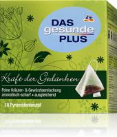 Čaj ovocný Das gesunde Plus - pyramidový