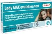 Ovulační test Dr.Max