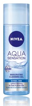 Gel pleťový čisticí oživující Aqua Sensation Nivea
