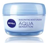 Krém pleťový hydratační oživující Aqua Sensation Nivea