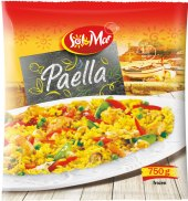 Paella mražená Sol&Mar