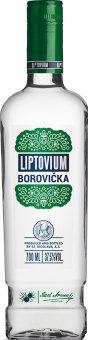Pálenka Borovička Liptovium St. Nicolaus