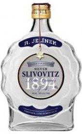 Pálenka Slivovice Silver Kosher Rudolf Jelínek