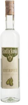 Pálenka Sudličkova hruškovice