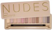 Paleta očních stínů Nudes IDC Color Make up