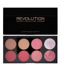 Paleta tvářenek Blush Palette Makeup Revolution