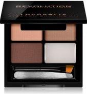 Paletka na úpravu obočí Focus & Fix Makeup Revolution