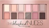 Paletka očních stínů The Blushed Nudes Maybelline