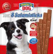 Pamlsky pro psy Salámek Perfecto Dog