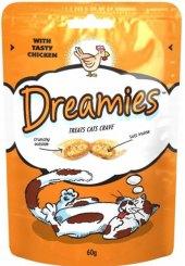 Pamlsky pro kočky Dreamies Whiskas