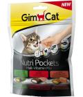 Pamlsky pro kočky Nutri Pockets Gimcat