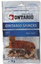 Pamlsky pro kočky Ontario