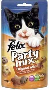Pamlsky pro kočky Party mix Felix Purina