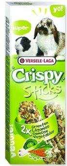 Pamlsky pro králíky a morčata Crispy Sticks Versele Laga