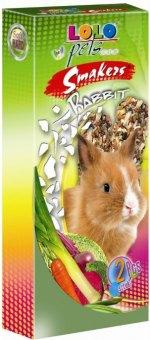 Pamlsky pro králíky tyčinka Lolo