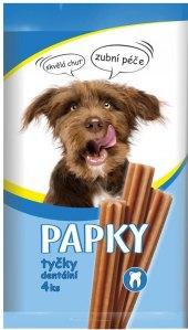 Pamlsky pro psy dentální Papky