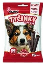 Pamlsky pro psy masové tyčinky Akinu