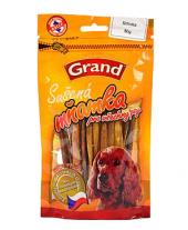 Pamlsky pro psy střívka sušená mňamka Grand