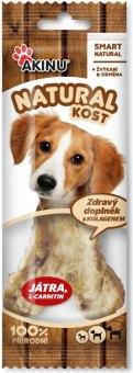 Pamlsky pro psy žvýkací kost Akinu
