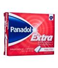 Tablety proti bolesti Extra Panadol