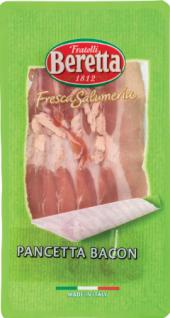 Panchetta aff bacon Beretta