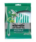 Holítka jednorázová pánská Extra 2 Wilkinson