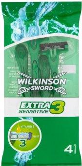 Holítka jednorázová pánská Extra 3 Wilkinson