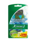 Holítka jednorázová pánská Sensitive Xtreme 3 Wilkinson