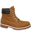 Pánská kotníková kožená obuv AM Shoe