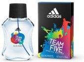 Toaletní voda pánská Team Five Adidas