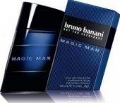 Toaletní voda pánská Magic Man Bruno Banani