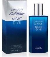Toaletní voda pánská Cool Water Night Dive Davidoff