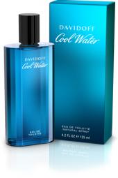 Toaletní voda pánská Cool Water Davidoff