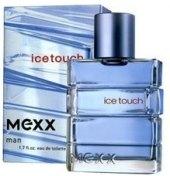 Toaletní voda pánská Ice Touch Mexx