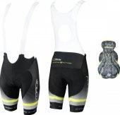 Pánské cyklistické šortky - kraťasy Force