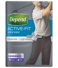 Pánské inkontinenční kalhotky Active Fit Depend