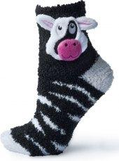 Pánské plyšové ponožky
