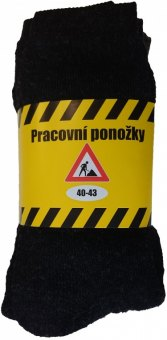 Pánské pracovní ponožky