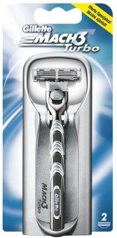 Holicí strojek pánský Gillette Mach 3 Turbo