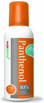 Sprej Panthenol 10% Moje lékárna