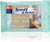 Toaletní papír vlhčený Sanft&Sicher