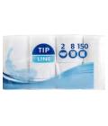 Papírové kapesníčky 2vrstvé Tip Line