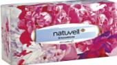 Papírové kapesníčky 3vrstvé Natuvell - box