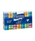 Papírové kapesníčky 4vrstvé Floralys
