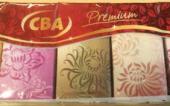 Papírové kapesníčky Premium CBA