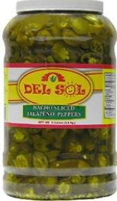 Papričky Jalapeňos Del Sol