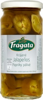 Papričky Jalapeňos Fragata