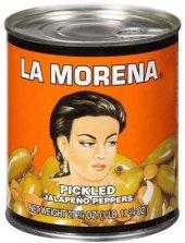 Papričky Jalapeňos plněné La Morena
